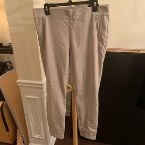 Dalia Classic Fit Stretch Pant Zipper Pockets - 14